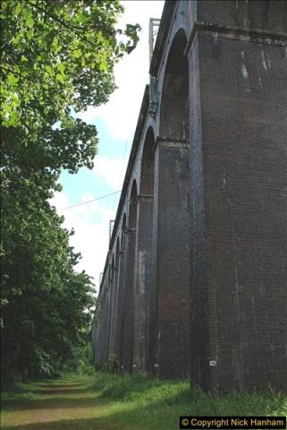 2018-06-20 Welwyn Viaduct & Welwyn Station, Hertfordshire.  (1)180