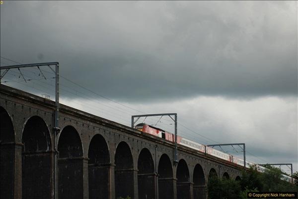 2018-06-20 Welwyn Viaduct & Welwyn Station, Hertfordshire.  (8)187