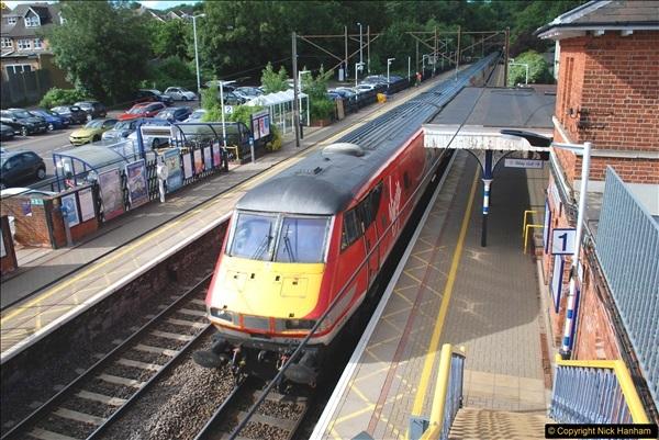 2018-06-20 Welwyn Viaduct & Welwyn Station, Hertfordshire.  (16)195