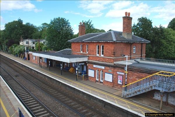 2018-06-20 Welwyn Viaduct & Welwyn Station, Hertfordshire.  (21)200