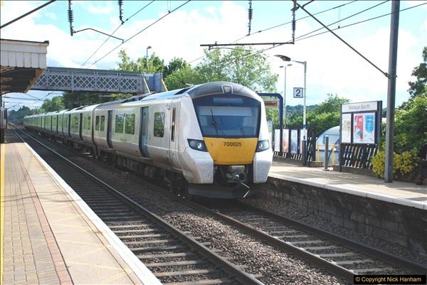 2018-06-20 Welwyn Viaduct & Welwyn Station, Hertfordshire.  (24)203