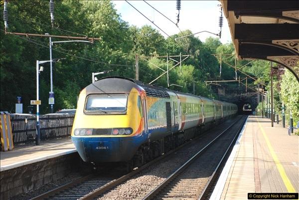 2018-06-20 Welwyn Viaduct & Welwyn Station, Hertfordshire.  (31)210