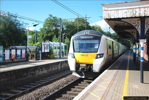 2018-06-20 Welwyn Viaduct & Welwyn Station, Hertfordshire.  (32)211