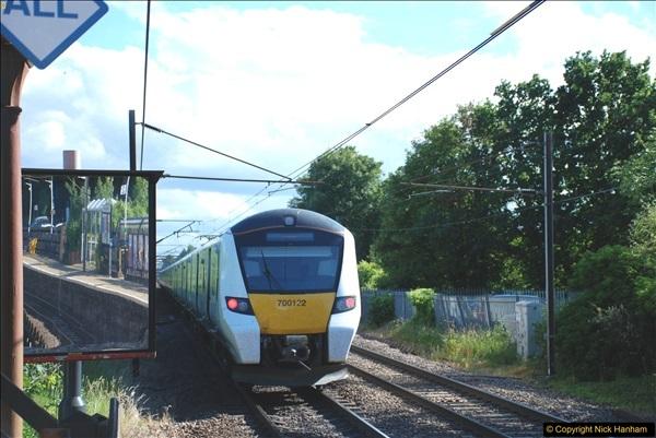 2018-06-20 Welwyn Viaduct & Welwyn Station, Hertfordshire.  (33)212