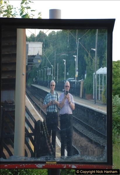 2018-06-20 Welwyn Viaduct & Welwyn Station, Hertfordshire.  (34)213