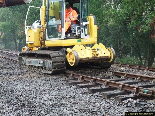 2015-08-10 SR New Section Work on the 08. (61)602