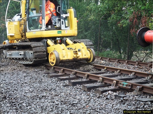 2015-08-10 SR New Section Work on the 08. (62)603