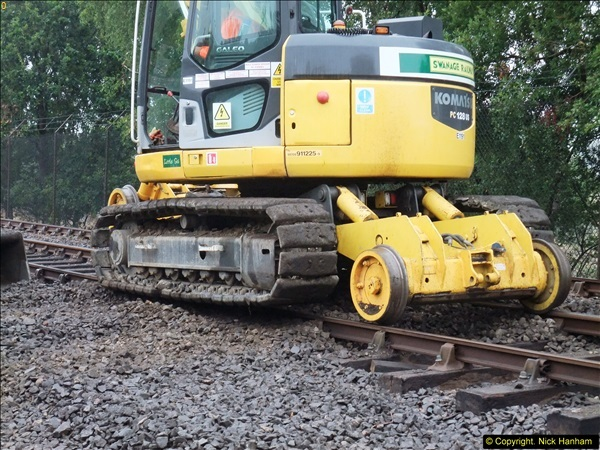 2015-08-10 SR New Section Work on the 08. (63)604