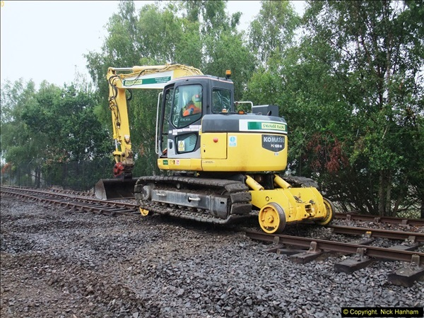 2015-08-10 SR New Section Work on the 08. (64)605