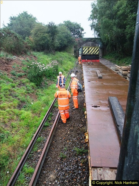 2015-08-10 SR New Section Work on the 08. (65)606