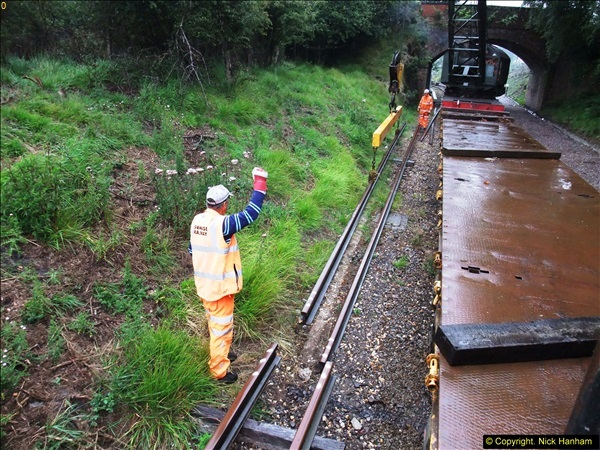 2015-08-10 SR New Section Work on the 08. (72)613