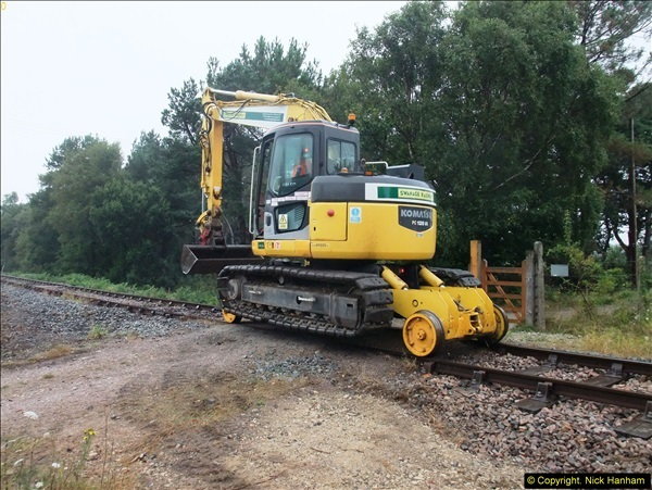 2015-08-10 SR New Section Work on the 08. (87)628