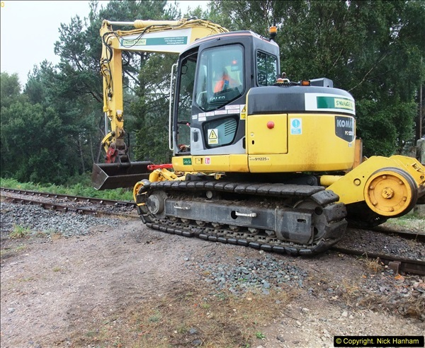 2015-08-10 SR New Section Work on the 08. (89)630