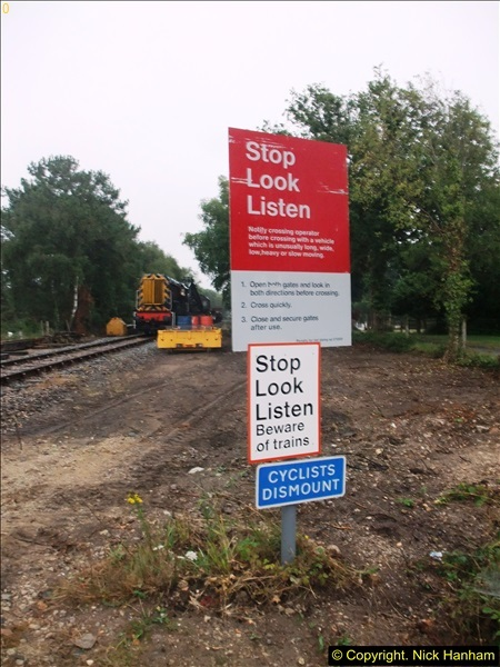 2015-08-10 SR New Section Work on the 08. (93)634