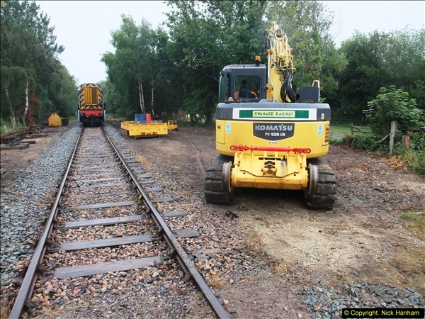 2015-08-10 SR New Section Work on the 08. (94)635
