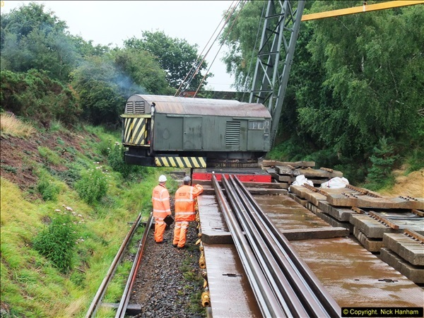 2015-08-10 SR New Section Work on the 08. (109)650