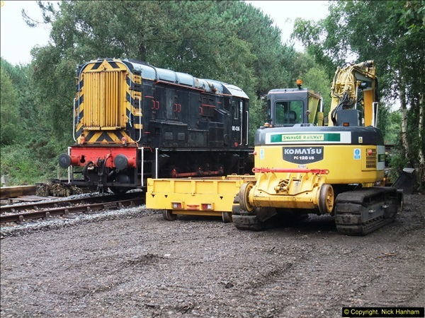 2015-08-10 SR New Section Work on the 08. (111)652