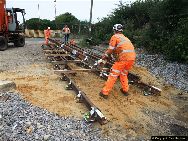 2015-08-17 SR New Section Work on the 08. (42)725