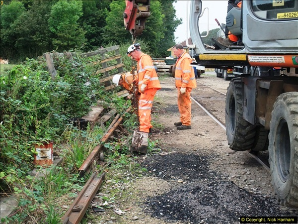 2015-08-17 SR New Section Work on the 08. (44)727