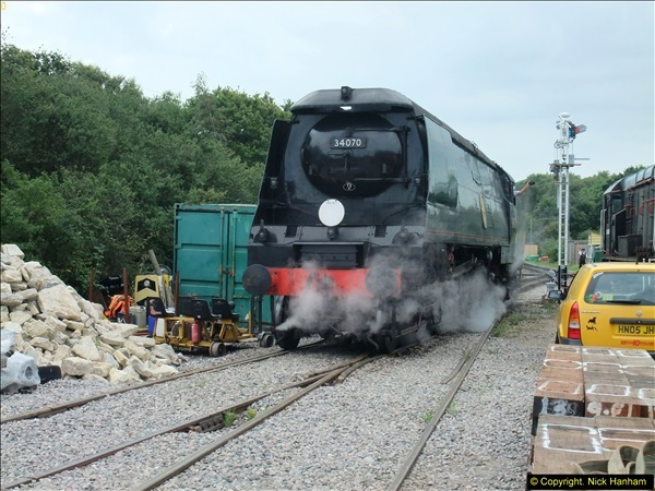 2015-08-17 SR New Section Work on the 08. (60)743
