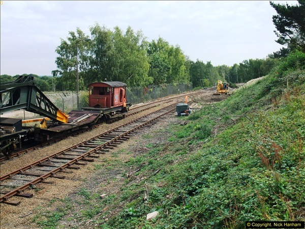 2015-08-17 SR New Section Work on the 08. (81)764