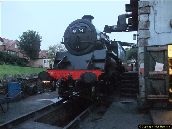 2015-09-16 SR Early Turn on 80104.  (2)086