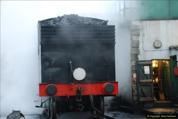 2015-11-04 SR Steam Photo. Charter with 30053 & Harmans Cross Station.  (6)274