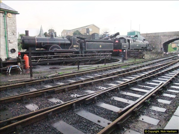 2015-12-06 Driving the DMU on Santa Special.  (3)003