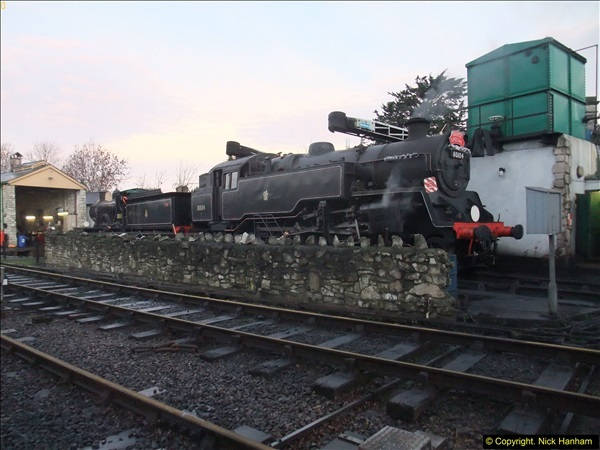 2015-12-06 Driving the DMU on Santa Special.  (4)004