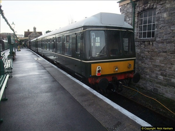 2015-12-06 Driving the DMU on Santa Special.  (8)008