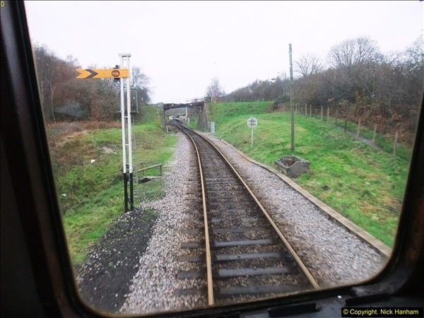 2015-12-06 Driving the DMU on Santa Special.  (72)072