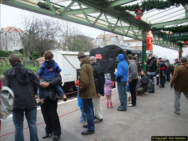 2015-12-06 Driving the DMU on Santa Special.  (87)087