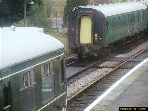 2015-12-06 Driving the DMU on Santa Special.  (92)092