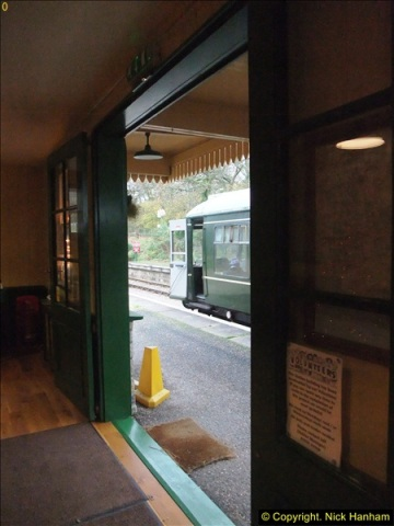 2015-12-06 Driving the DMU on Santa Special.  (94)094