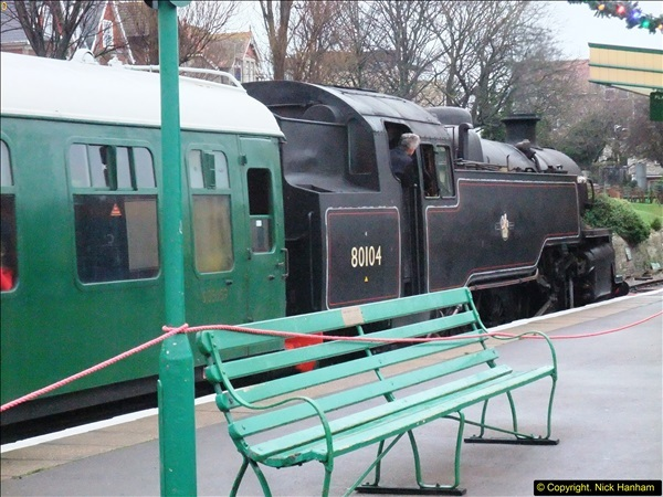2015-12-06 Driving the DMU on Santa Special.  (98)098
