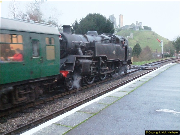 2015-12-06 Driving the DMU on Santa Special.  (112)112