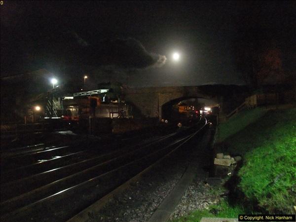 2015-12-24 SR Xmas Eve on the DMU. (101)235