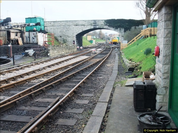 2016-02-14 Fourty years to the day the SR gained access to Swanage Station.  (1)069