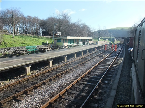 2016-02-15 SR Engineering work on the new section for the Wareham link.  (15)091