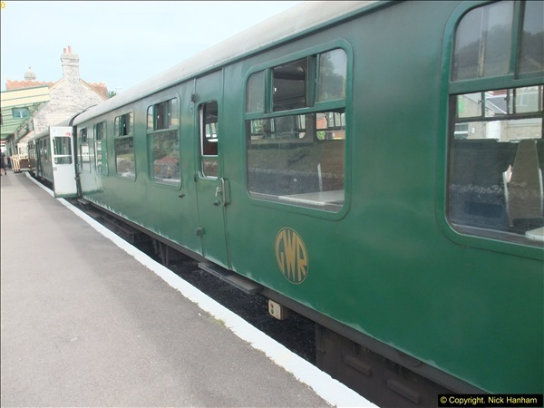 2016-07-21 DMU Turn and Warner Brothers film site set up at Swanage. (42)0323
