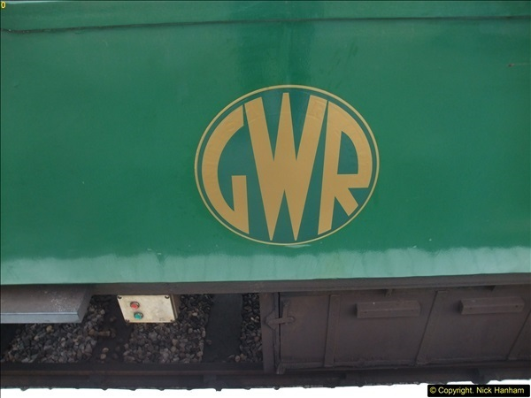2016-07-21 DMU Turn and Warner Brothers film site set up at Swanage. (43)0324