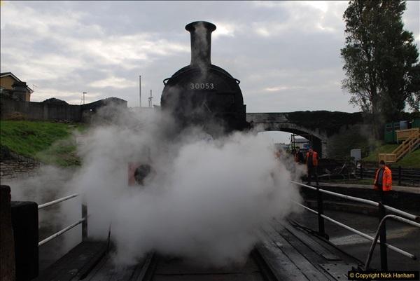 2016-10-14  SR Autumn Steam Gala. (Photography).  (51)051