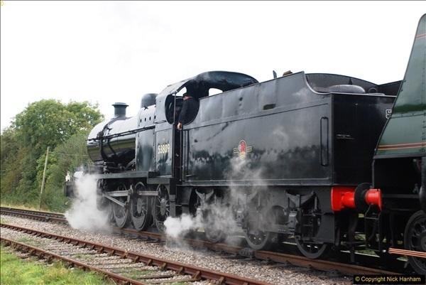 2016-10-14  SR Autumn Steam Gala. (Photography).  (90)090