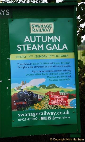 2016-10-14  SR Autumn Steam Gala. (Photography).  (99)099