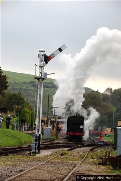 2016-10-14  SR Autumn Steam Gala. (Photography).  (130)130