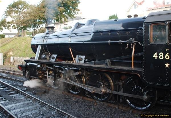 2016-10-15 SR Autumn Steam Gala, (Driving 31806). (6)187
