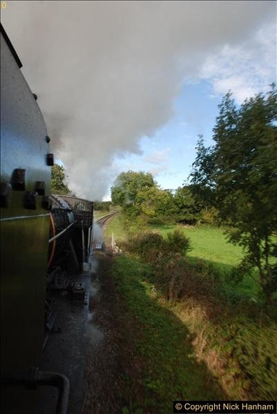 2016-10-15 SR Autumn Steam Gala, (Driving 31806). (7)188