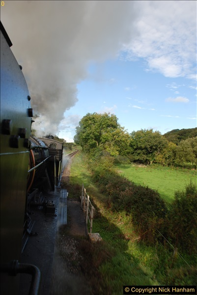 2016-10-15 SR Autumn Steam Gala, (Driving 31806). (8)189