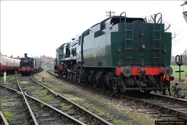 2017-03-29 Strictly Bulleid.  (61)061