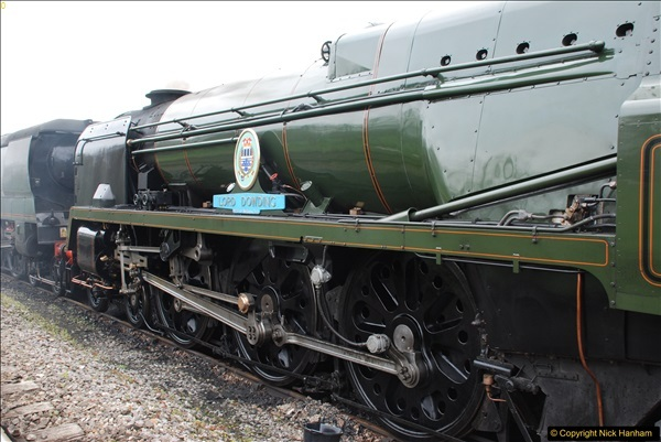 2017-03-29 Strictly Bulleid.  (90)090